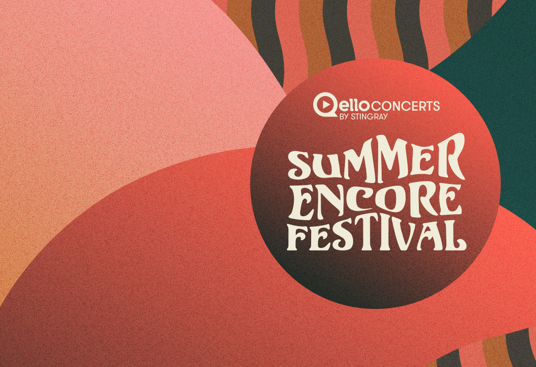 Qello Summer Encore Festival - Watch free festival performances on Qello Concerts!