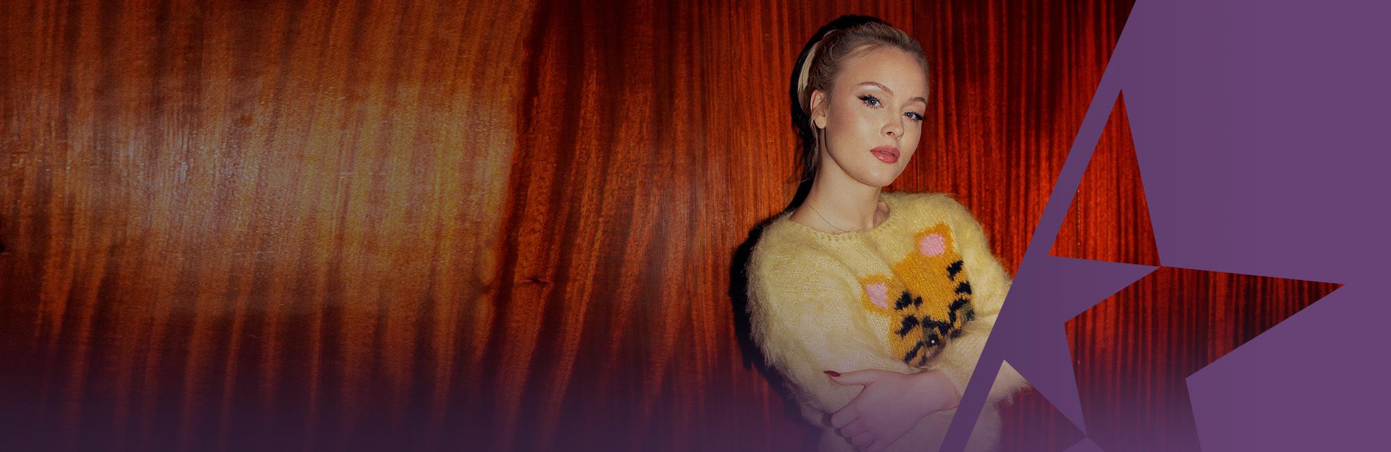 Zara Larsson Interview