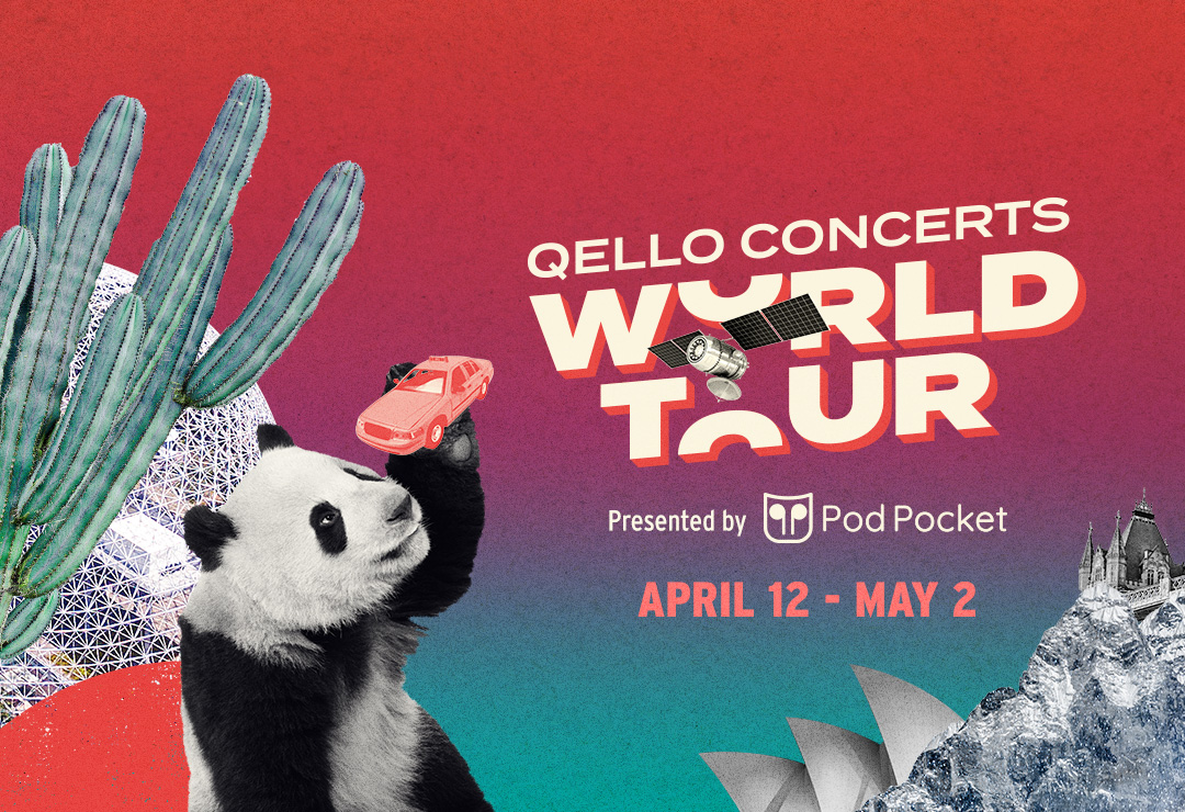 Qello Concerts World Tour Streaming Concerts