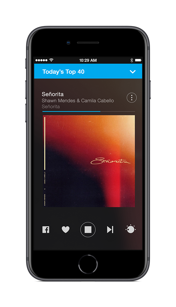 Stingray Music App